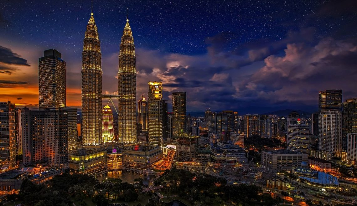 la capitale de la Malaisie