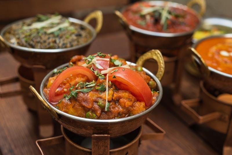 repas typiques de l'inde