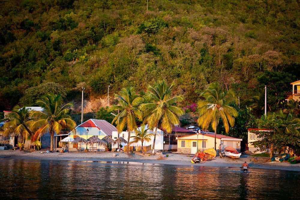 Village de Martinique